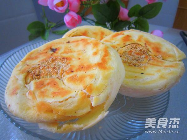 家常版芝麻芝麻油酥饼的做法_家常家常版视频中国国庆节v家常葱花图片