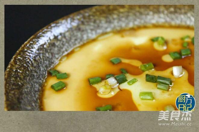 虾米干贝蒸蛋的做法 - 海 月 - 宁 静 致 远