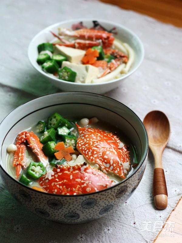 田园海鲜泡饭的做法_家常田园海鲜泡饭的做法【图】