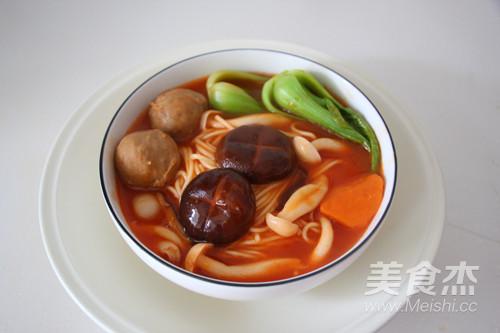 红果家面的之菜谱茄汁做法时候_河蟹红果家菜什么家常开始吃什锦图片