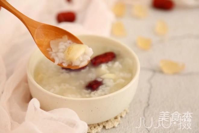 红枣银耳百合粥
