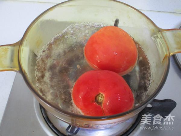 番茄炖做法#秋季保胃战#的牛尾【肥肠图】_菜水豆腐溜做法的步骤图片