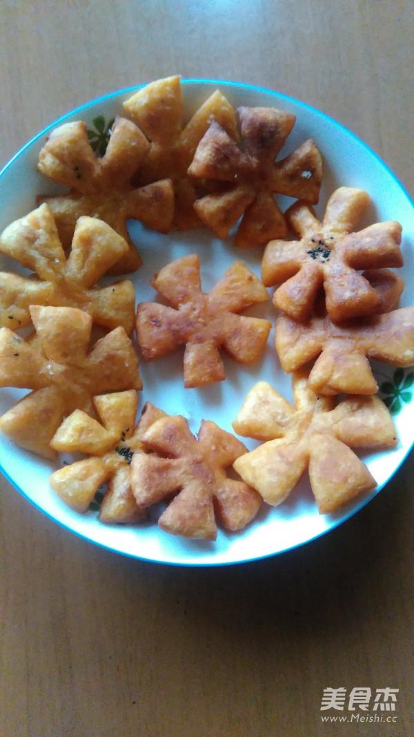 红薯饼的做法_家常红薯饼的做法【图】红薯饼的家常