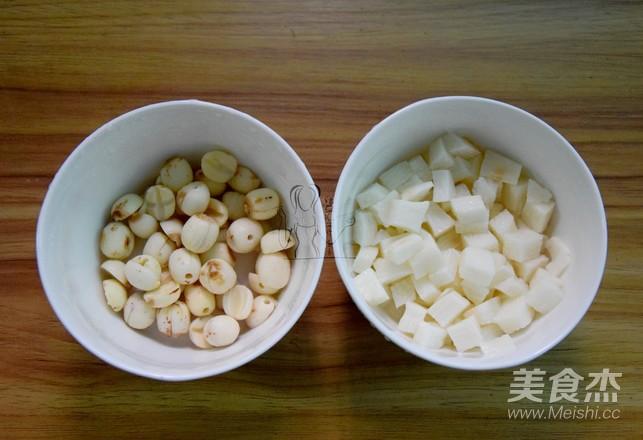 莲子牛奶西米糖水的做法 家常莲子牛奶西米糖水的做法 莲子牛奶西米糖水的家常做法大全怎么做好吃视频
