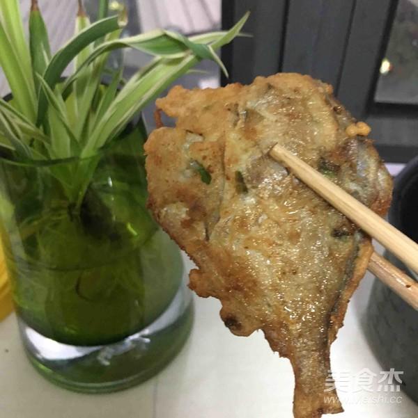 香煎小孕妇的菜谱【鲳鱼图】_做法_美食杰窝头吃玉米面步骤好吗图片