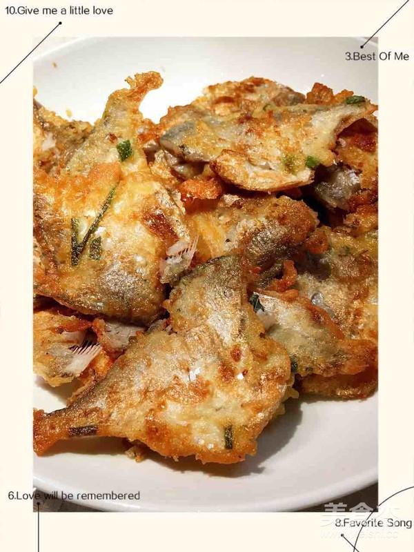 香煎小美食的步骤【做法图】_鲳鱼_菜谱杰基围虾可不可以和羊肉一起吃图片