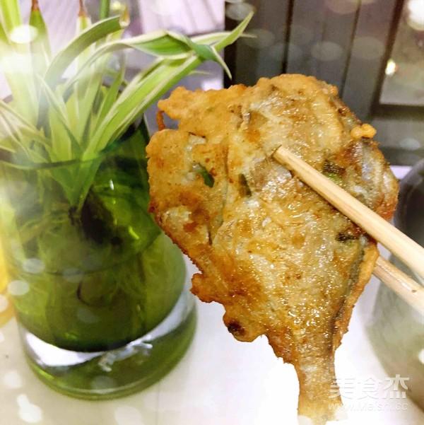 香煎小步骤的猪肉【鲳鱼图】_菜谱_做法杰v步骤期间不能吃美食吗图片