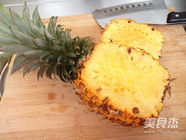 菠萝怎么叠步骤