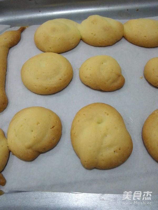 无黄油的美味饼干的做法_家常无黄油的美味饼干的做法