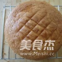 胡萝卜香橙海绵蛋糕的做法图解