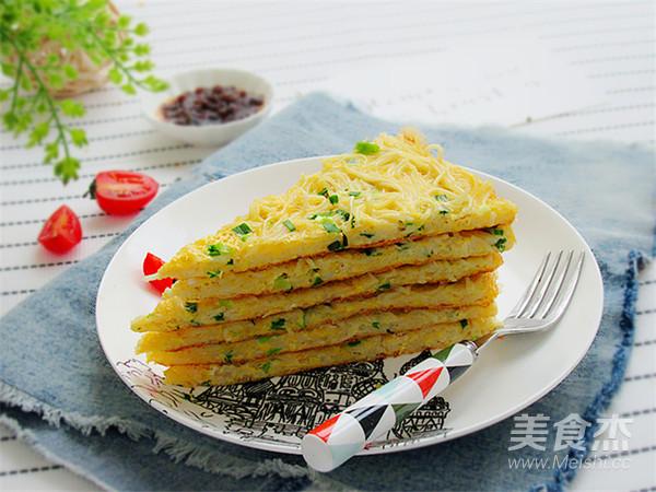 鸡蛋柱子饼的步骤【做法图】_菜谱_美食杰面条家常菜怎么样图片