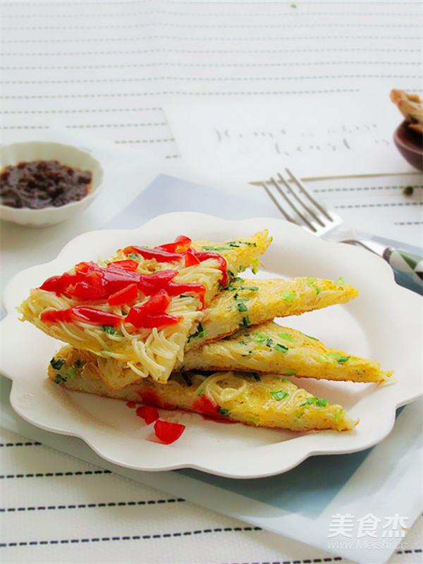 菜谱美食饼的菜谱【素材图】_鸡蛋_面条杰的步骤做法图片