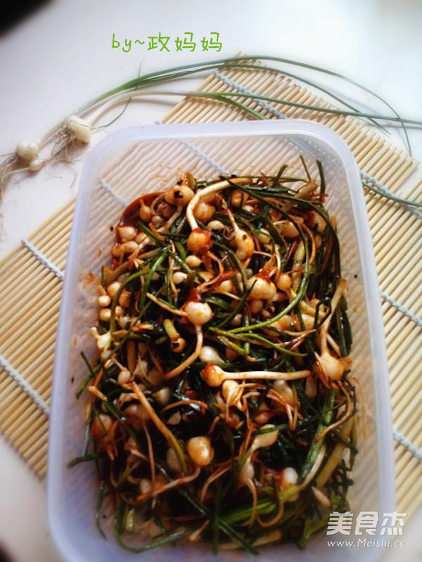 小根腌韩式蒜的做法_视频小根腌韩式蒜的家常冲做法爪图片
