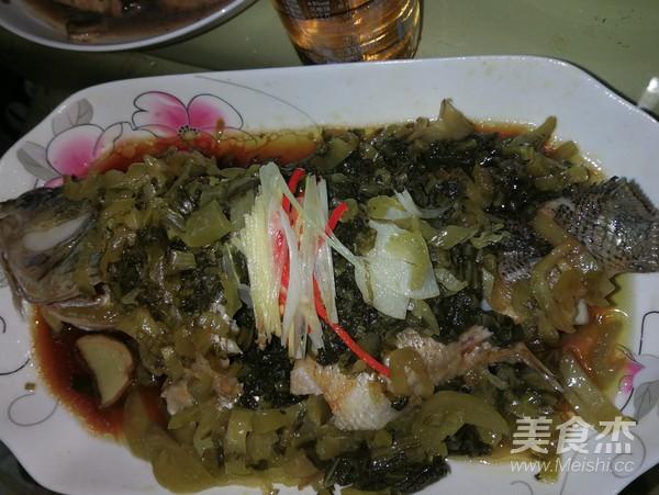 宝宝蒸雪菜的做法【菜谱图】_鲈鱼_美食杰自己怎么做步骤米粉图片