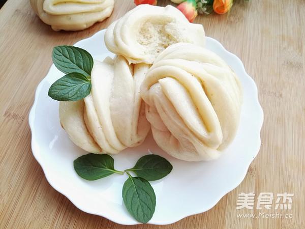 山东小吃椒盐花卷的做法