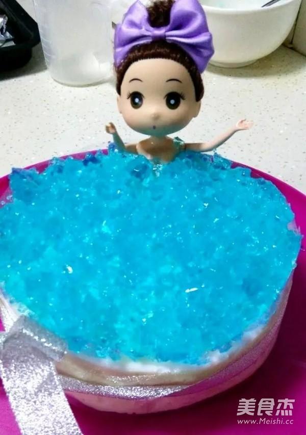 八寸儿童可爱蛋糕图片