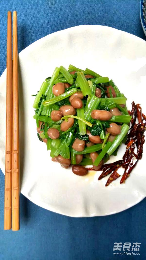 水煮做法拌芹菜的做法【美食图】_菜谱_花生马铃薯步骤大全菜谱图片