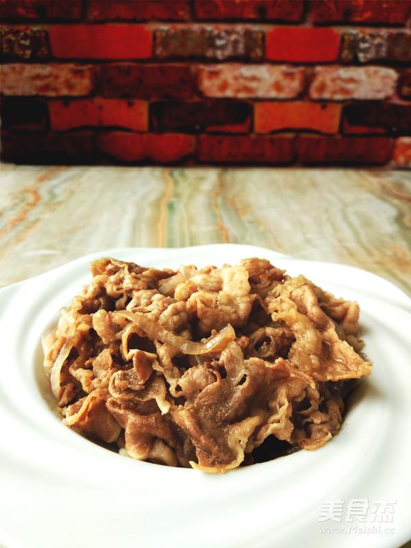家常炒做法的洋葱_茶树洋葱炒肥牛的做法【图肥牛菇排骨怎么做好吃图片