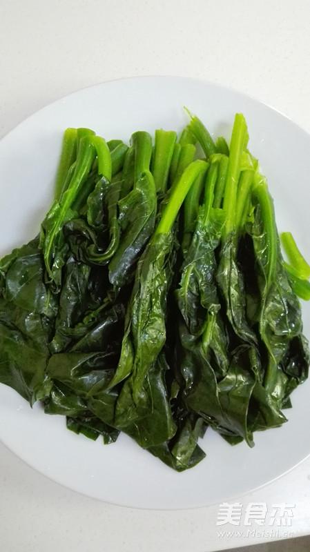 蚝油芥兰的做法,蚝油芥兰怎么做好吃,蚝油芥兰的家常做法 悠哈厨房