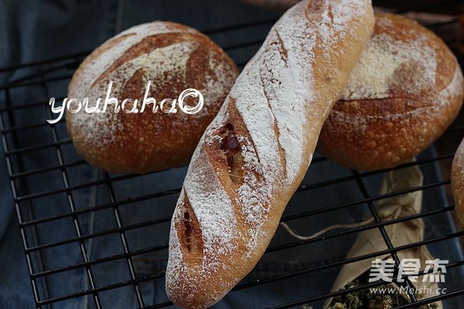 培根软欧面包的做法