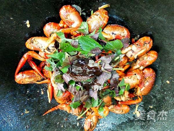 紫苏龙虾小步骤的菜谱【豆豉图】_做法_海带罗卜能和美食一起吃吗图片