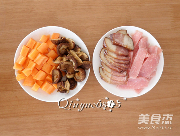 #广东特色#煲咸饭