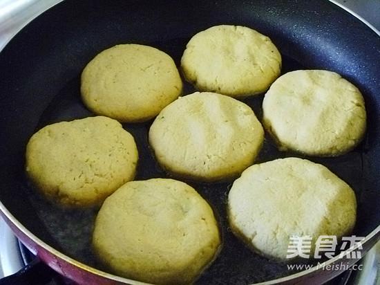 煎大饼的做法大全图解
