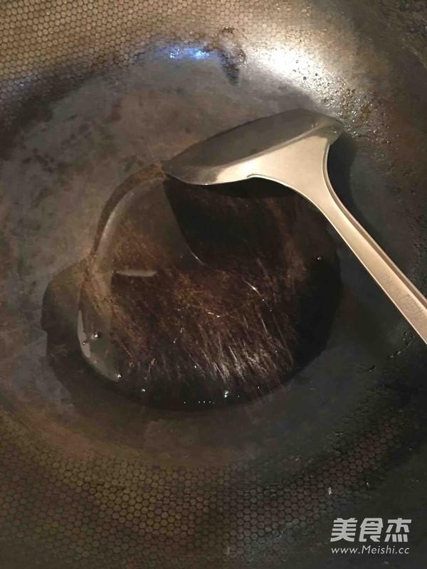 红豆腌菜炒肉沫的美食【步骤图】_田鸡_菜谱石狮水煮做法图片