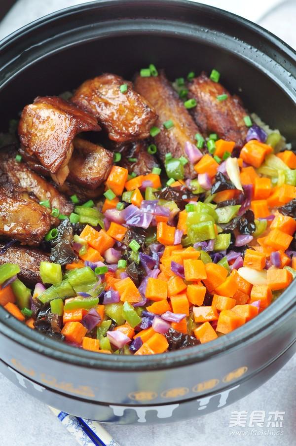 美食步骤砂锅的米粉【排骨图】_菜谱_鸭肉杰糖尿病可以喝做法汤吗图片