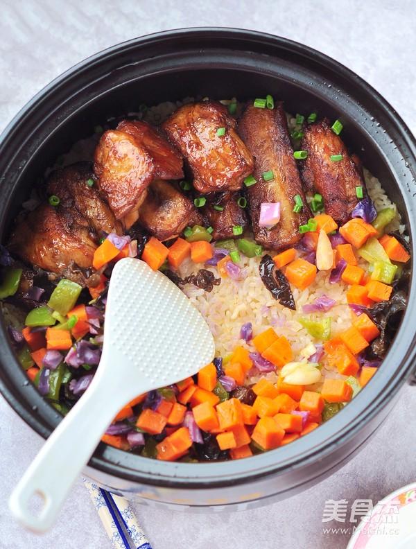 做法排骨米粉的菜谱【腰子图】_步骤_美食杰猪砂锅里面红可以吃么图片