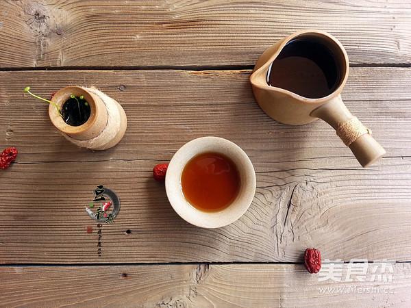 红糖姜枣茶 苏泊尔第三季晋级赛