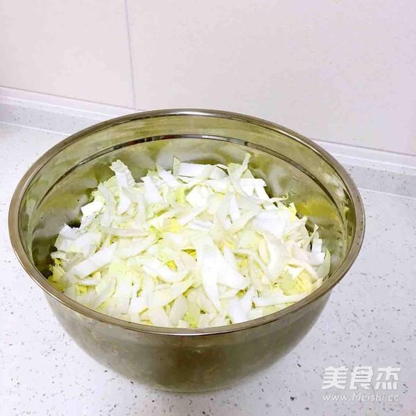 正宗韩式辣白菜的做法