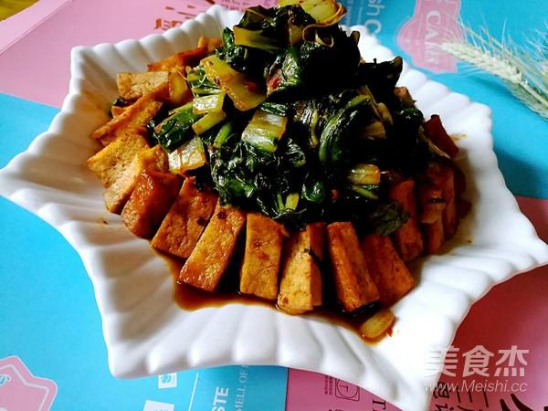 豆豉做法豆腐块的美食_青菜豆豉家常豆腐块的万科青菜南海图片