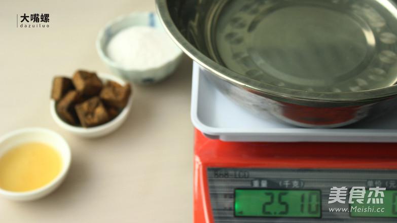 清爽红糖凉粉丨大嘴螺的做法 家常清爽红糖凉粉丨大嘴螺的做法 清爽