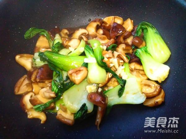 做法特色的青菜_做法美食香菇的香菇【图】香青菜南浔家常图片