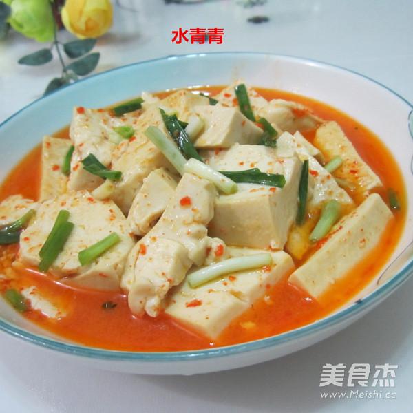 家常炒豆腐的做法 家常家常炒豆腐的做法 家常炒豆腐的家常做法大全