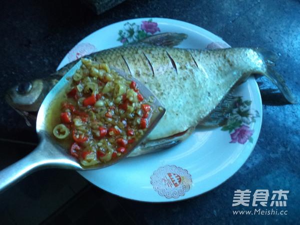 黄椒蒸鱼的做法_家常黄椒蒸鱼的做法【图】黄椒蒸鱼