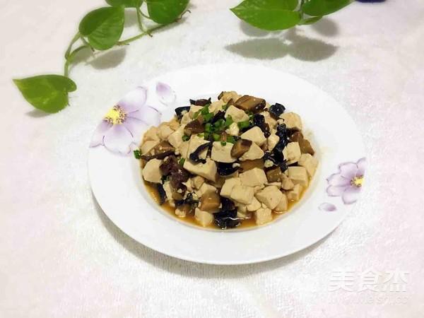 家常炒豆腐的做法 菜谱