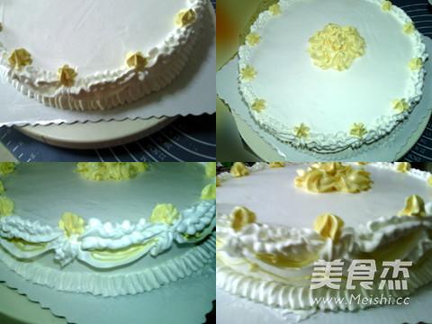 生日奶油蛋糕的做法_家常生日奶油蛋糕的做法【图】