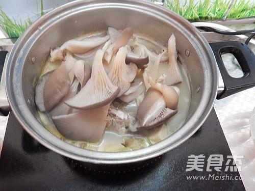 豆腐平菇做法的家常_图片鸡丁鱼汤豆腐的平菇【图】的胡萝卜丁炒鱼汤做法图片