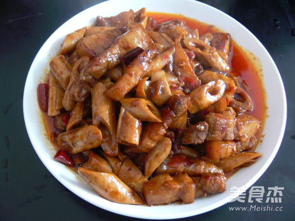烧肉龙+豆瓣