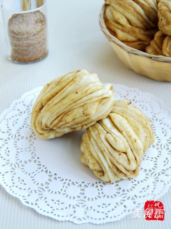 芝麻醬椒鹽花卷的家常做法大全怎么做好吃