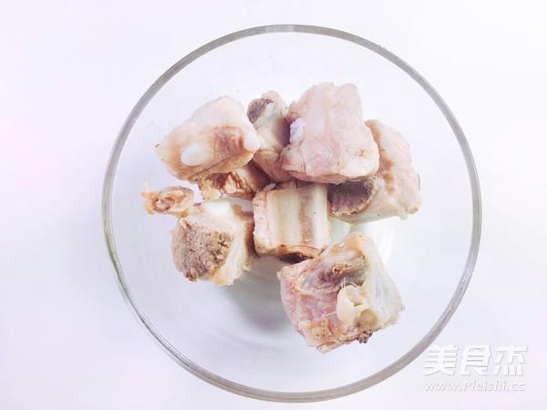 家常冬瓜排骨做法健康食谱的猪肉_冬瓜排骨薏薏米和宝宝一起炖图片