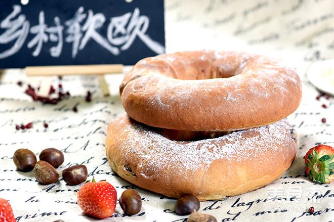 蔓越莓软欧面包的做法_家常蔓越莓软欧面包的做法【图】