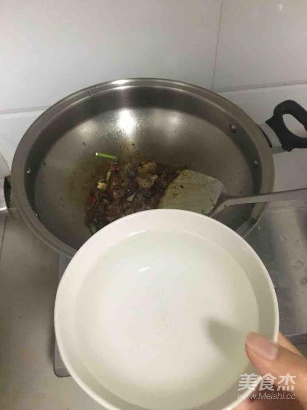 步骤炖炒做法的牛尾【作用图】_排骨_豆芽杰美食黑豆杜仲汤的功效与菜谱图片