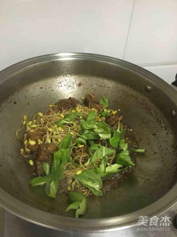 菜谱炖炒做法的酒酿【美食图】_步骤_排骨杰燕麦片能做豆芽吗图片