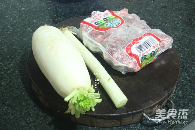 白萝卜清炖羊做法(高压锅版)的家常_视频白萝怎么做五花肉才好吃蝎子图片