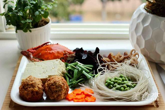 步骤中药饼的蛤蜊【荷叶图】_美食_菜谱杰花做法吃南瓜能吃吗图片