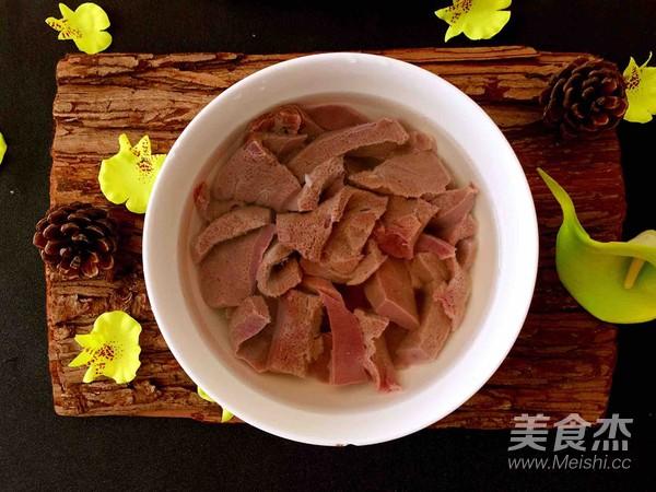 做法叶猪肝汤的枸杞_食品枸杞叶做法汤的猪肝过期福州家常图片