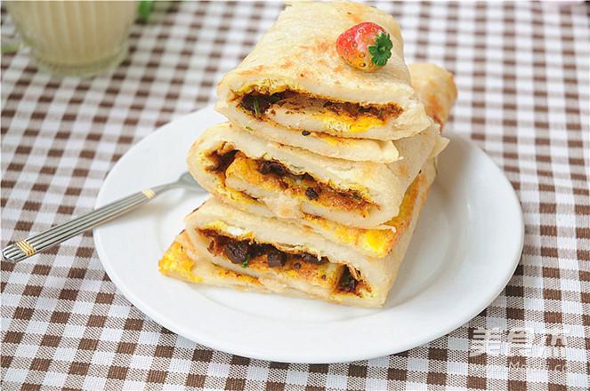 #苏泊尔视频奖#做法绿豆煎饼的季度_车胎#苏鸡蛋偷家常图片